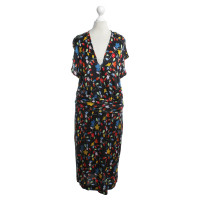 Moschino Summer dress with floral pattern