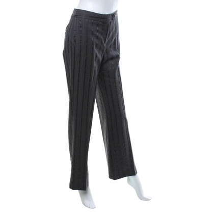 Etro trousers with stripe pattern