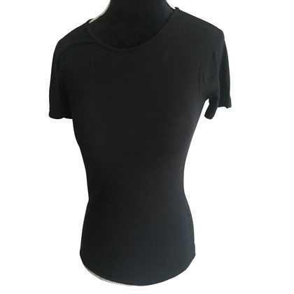 Jil Sander Top in black