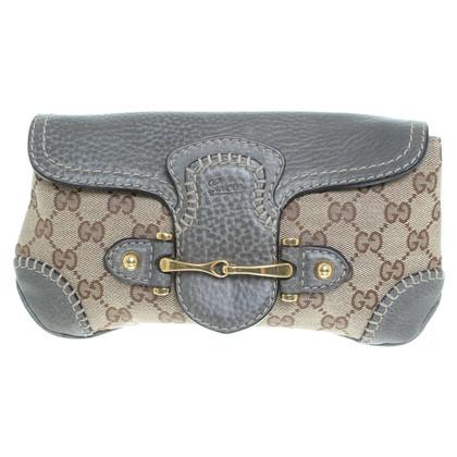 Gucci Guccissima clutch