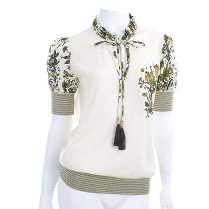 Gucci Silk cashmere top
