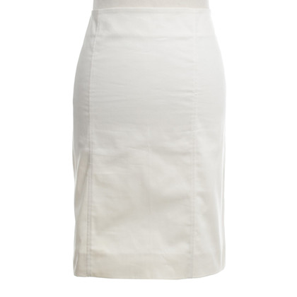 Alberta Ferretti skirt in white