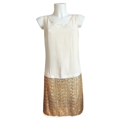 Stefanel Dress with silk / sequins