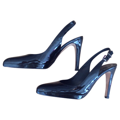 René Caovilla Sling back pumps