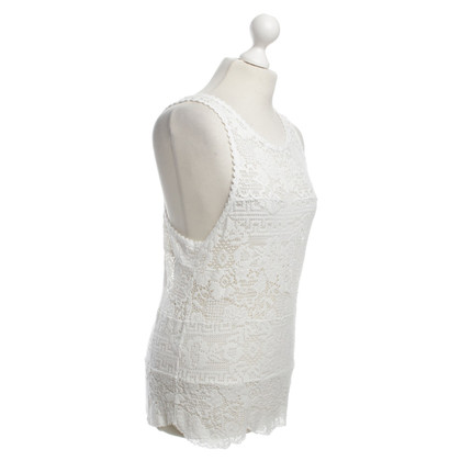 Isabel Marant Etoile Top in Weiß
