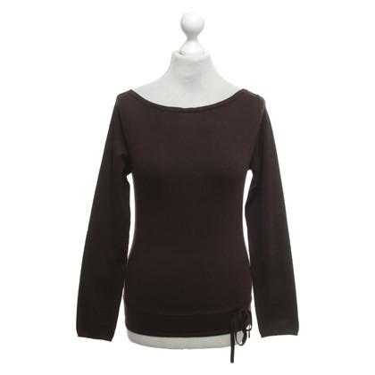 Parosh Sweater in brown