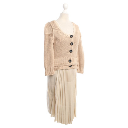 Sonia Rykiel Twin set in beige