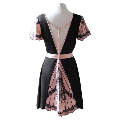 Temperley London Silk dress with belt