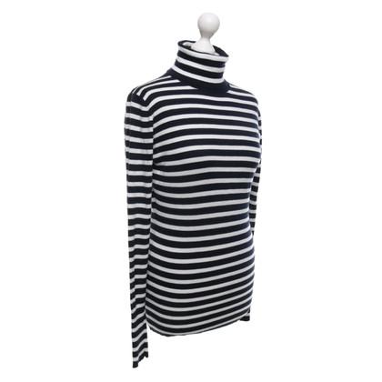 Steffen Schraut Sweater met gestreept patroon