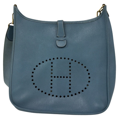 Hermès Evelyne blauw