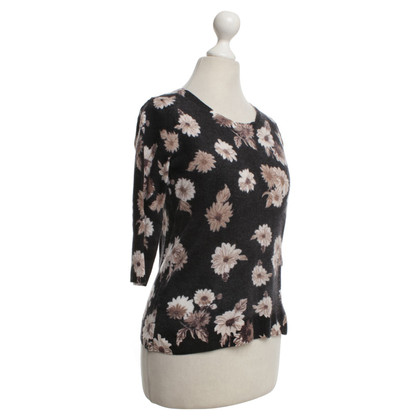 Clements Ribeiro Sweater with floral pattern