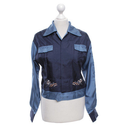 Other Designer Réalisation - blouse jacket with embroidery