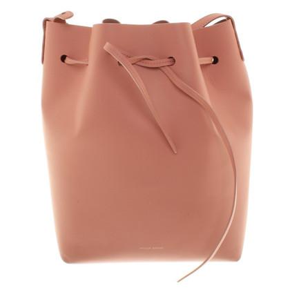 Mansur Gavriel Shoulder bag in pink