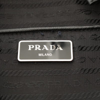 Prada  Nylon backpack with pattern