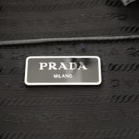 Prada Nylon backpack with pattern