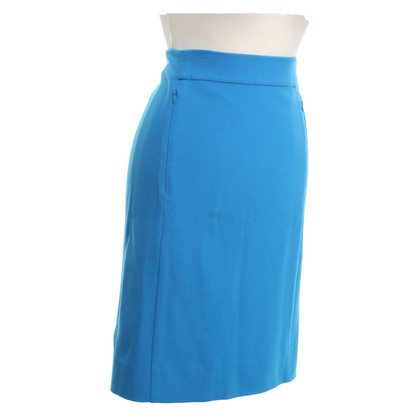 Diane von Furstenberg skirt in blue