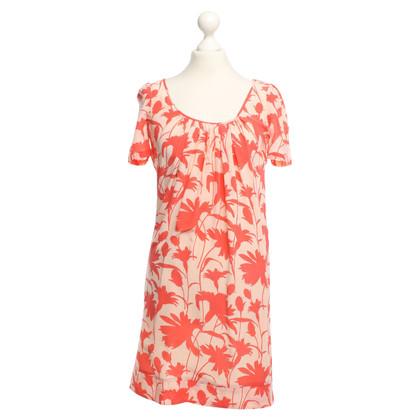 Patrizia Pepe Kleid mit floralem Muster