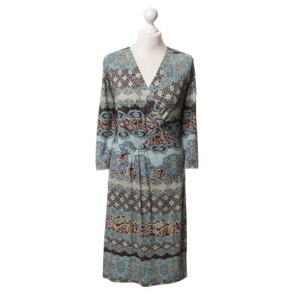 Riani Kleid mit Paisley-Muster