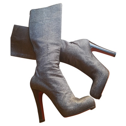 Christian Louboutin Boots in grey