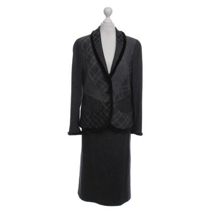 Rena Lange Costume in grigio