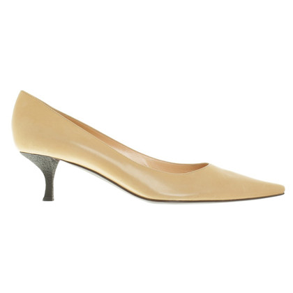 Sergio Rossi Pumps in Beige