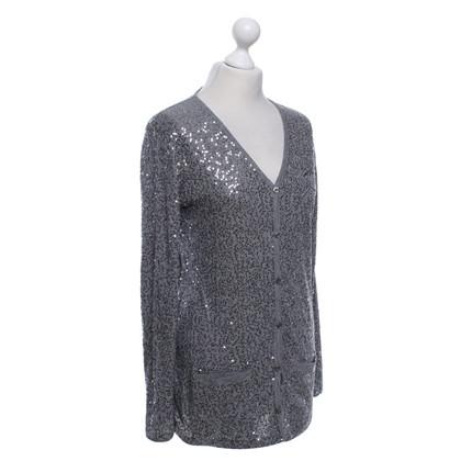 DKNY Cardigan in grigio