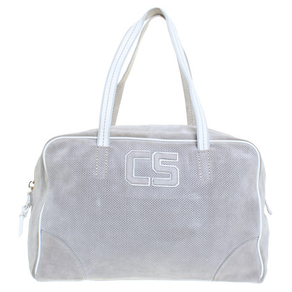 Car Shoe Handtasche mit Lochmuster
