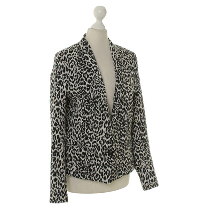 The Kooples Blazer mit Animal-Design