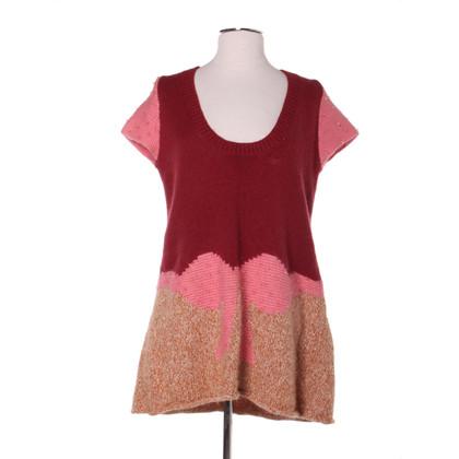 Manoush maglione a maniche corte