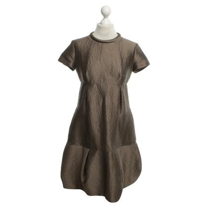Burberry Kleid mit voluminösem Rockteil