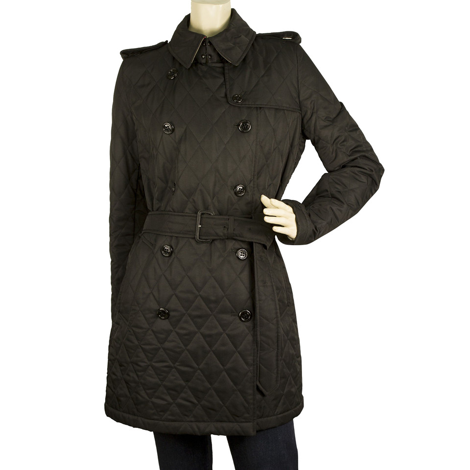 Burberry Quilted raincoat - Buy Second hand Burberry Quilted ... : burberry quilted trench - Adamdwight.com
