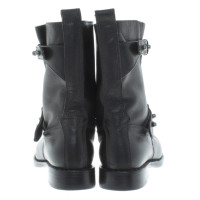 Rag & Bone Biker Boots black 40