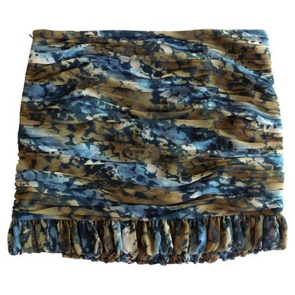 Armani Printed skirt