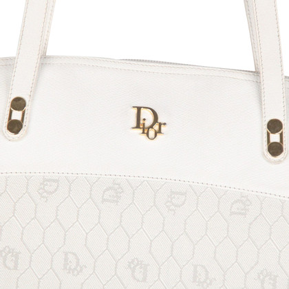 Christian Dior Tote Bag in Weiß