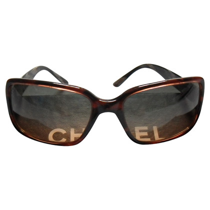 Chanel Two-color sunglasses