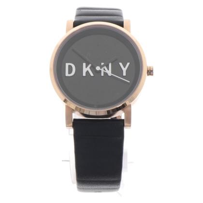 DKNY Dames kijken in zwart