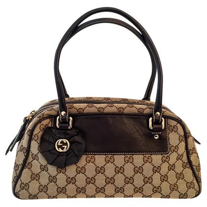 Gucci Baumwoll-Handtasche