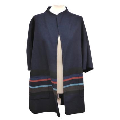 Akris Jacketscape with stripes