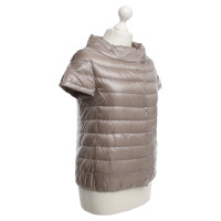 Herno taupe vest