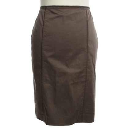 Marc Cain Elegant skirt in brown