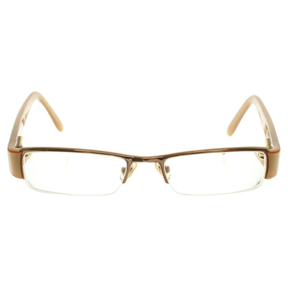 Miu Miu Brille in Bronze