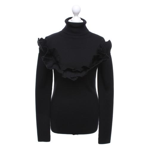 c5ba8b6354c Christian DiorSweater in zwart- Second-handChristian DiorSweater in ...