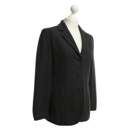 Loro Piana Blazer in dark grey