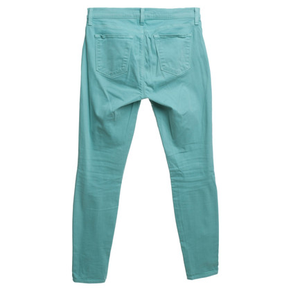 J Brand Jeans in turchese