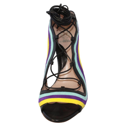 Paula Cademartori Multi-colored sandalen