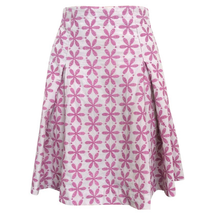 Day Birger & Mikkelsen embroidered skirt