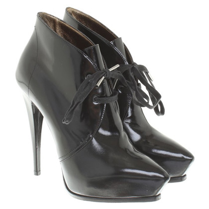 Lanvin Boots patent leather