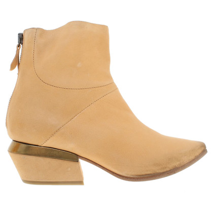 Other Designer Vic Matie - Leather Ankle Boots