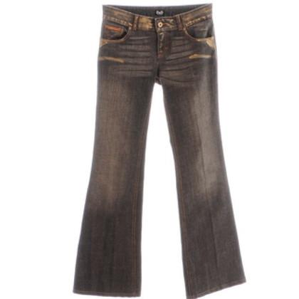 D&G Ausgestellte Jeans
