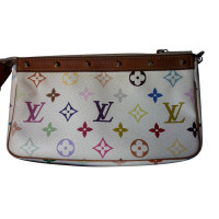 "Louis Vuitton ""Pochette Accessories Monogram Multicolore Canvas"""